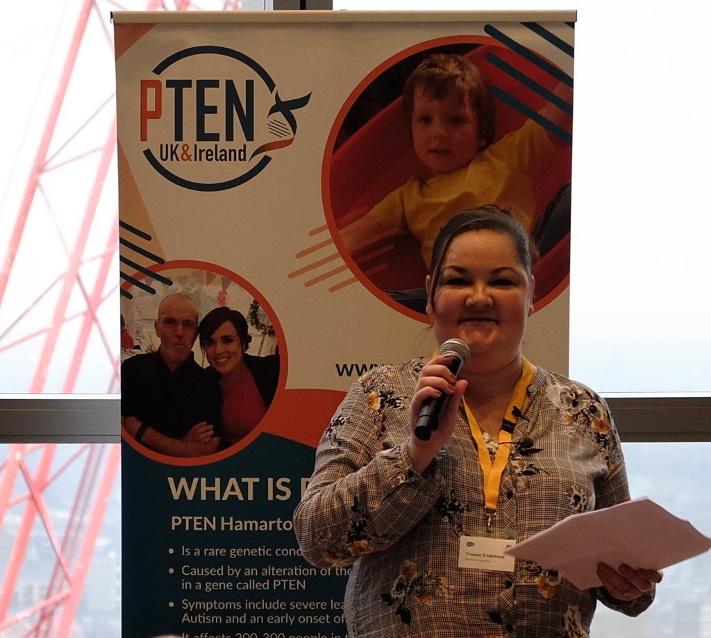188a9739540 Pten patient story – Yvonne | PTEN UK & Ireland Patient Group